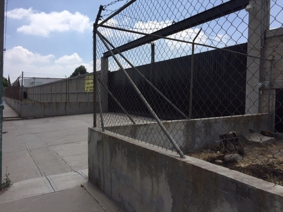 Parque Industrial Xhala-cuautitlán. Terreno En Venta /renta