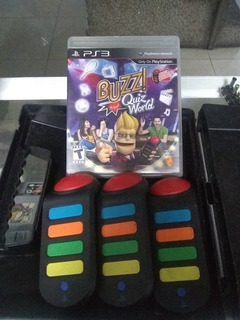 Buzz Quiz World Juego De Ps3 Playstation 3 Centergames24