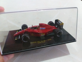 Ferrari F1-90 1990 Alain Prost Ferrari Collection, Esc 1/43