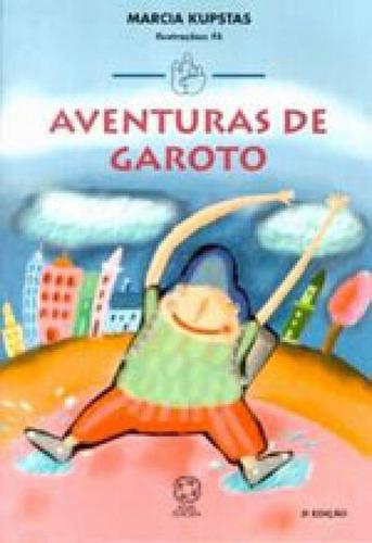 Imagem 1 de 1 de Aventuras De Garoto