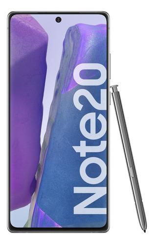 Imagem 1 de 7 de Samsung Galaxy Note20 256 GB cinza-místico 8 GB RAM