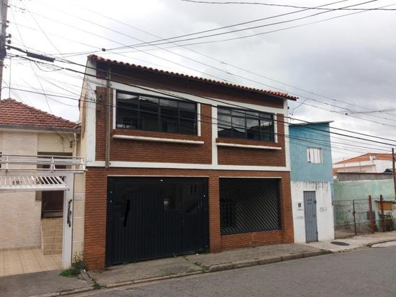 Sobrado Residencial À Venda, Vila Gustavo, São Paulo - So1133. - So1133