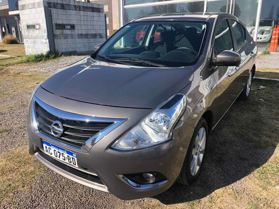 Nissan Versa At Advance
