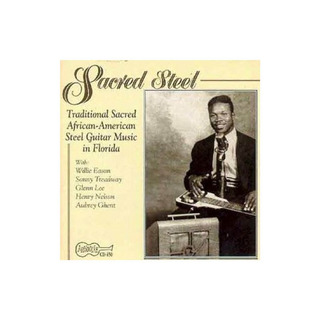 Sacred Steel Guitar/various Sacred Steel Guitar/various Cd