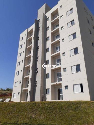 Imagem 1 de 13 de Apartamento Com 2 Dormitórios À Venda, 53 M² - Cardeal - Elias Fausto/sp - Ap1110