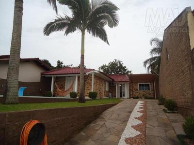 Casa Para Venda Em Campo Bom, Imigrante Norte, 2 Dormitórios, 1 Banheiro, 1 Vaga - Lvc049