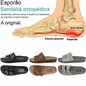 3 Pares Chinelo Sandália Star Flex Anatômica Ortopédica