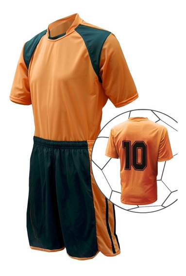 Fardamento Uniforme Esportivo Futebol 12 Pçs