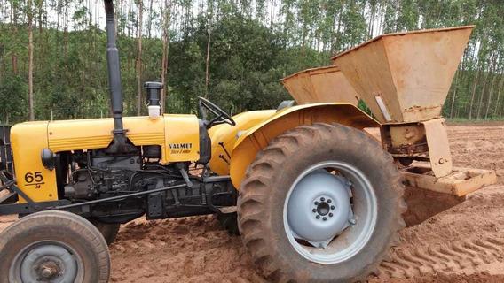 Trator Valmet 65id Super Conservado