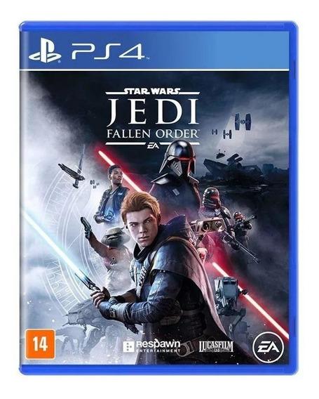 Star Wars Jedi Fallen Order Ps4 Pronta Entrega