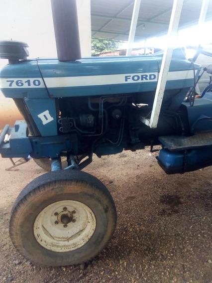 Tractor Usado Ford 7610