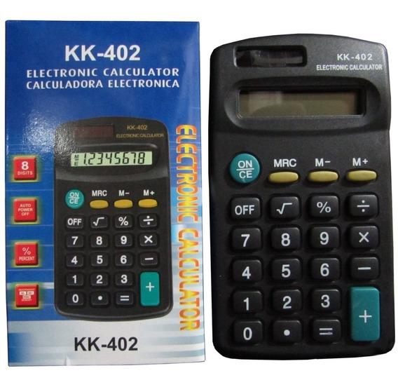 Mini Calculadora De Escritorio Kenko Kk-402