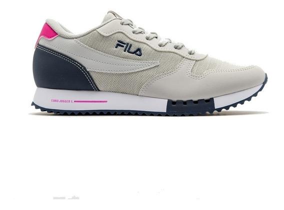 Zapatillas Fila Mujer Moda Urbana - Euro Jogger Sport -