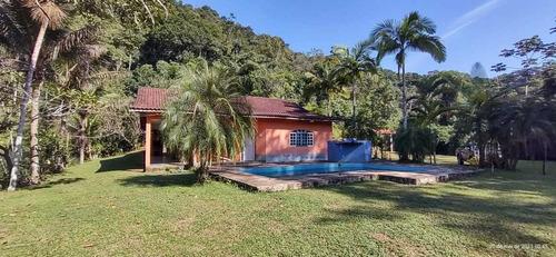 Imagem 1 de 14 de Miracatu/belo Sitio C/lago E Piscina/ac Propostas/ref:05201