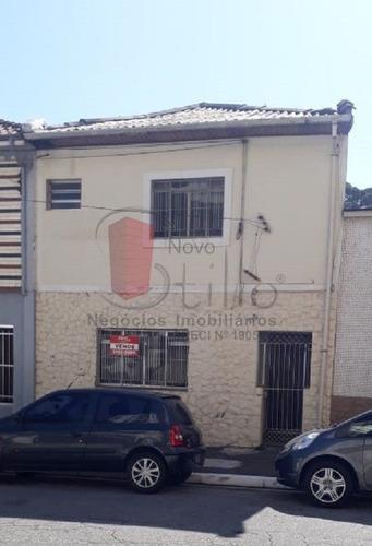 Imagem 1 de 15 de Sobrado - Parque Da Mooca - Ref: 10011 - V-10011
