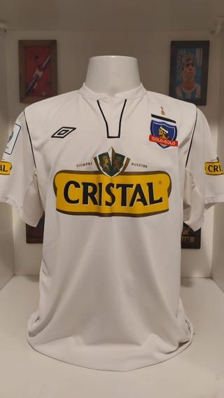 Camisa Futebol Colo-colo 2012 Paredes