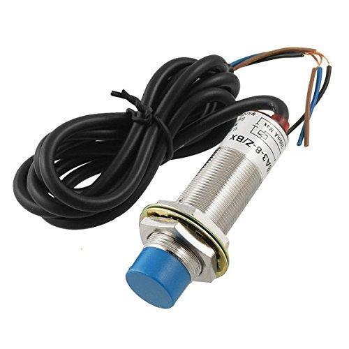 Kit 3un Sensor Indutivo Npn 8mm Lj18a3-8-z/bx