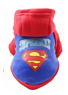 Ropa-buso Para Mascotas Pequeñas, Superman