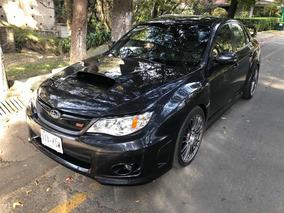 Subaru Impreza 2.5 Wrx Sti Sedan Mt 2012