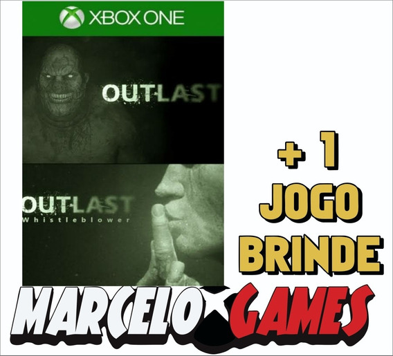 Outlast Xbox One Midia Digital
