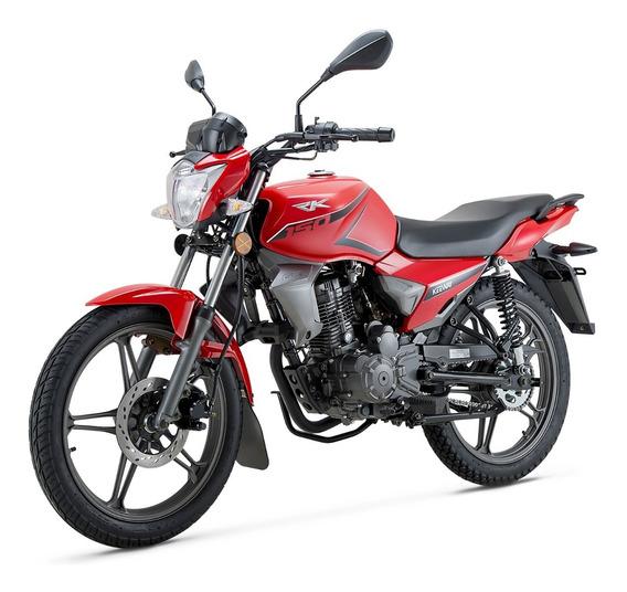 Keeway By Benelli Rk 150 0km Moto Delta Tigre