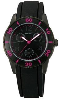 Reloj Orient Fut0j001b0 Mujer Caucho Original/nuevo