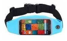 Bolsa Invisivel Pochete Cinto Doleira Celular iPhone - 2 Pçs