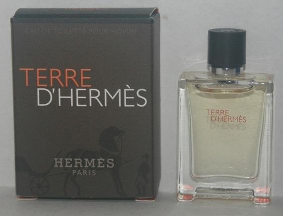 Miniatura De Perfume: Hermès - Terre D