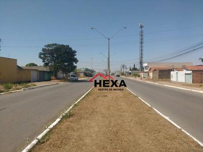 Terreno Comercial Ou Residencial À Venda, Setor Garavelo, Aparecida De Goiânia - Te0020. - Te0020