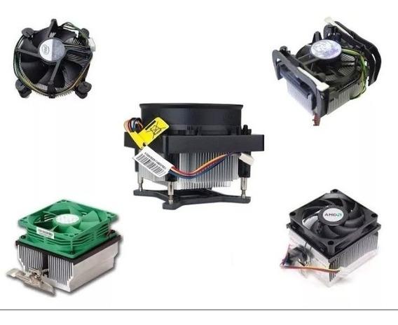 Cooler Diversos Socket 775 Am2 Am3 462 478 754 Amd E Intel