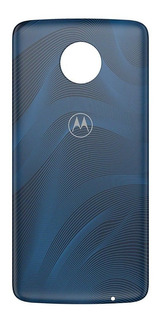 Moto Style Shell -para Linha Moto Z ( Z, Z2, Z3 ) - Azul