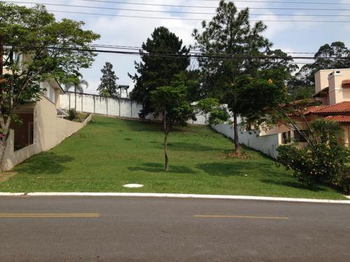 Terreno Em Condomínio Para Venda Em Santana De Parnaíba, Alphaville - E314_2-1127631