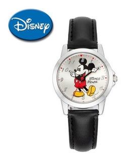 Reloj Pulsera Mickey Mouse Original Disney Unisex Niño Niña