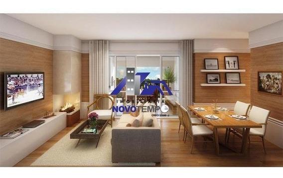 Apartamento Com 3 Dormitórios À Venda - Recanto Feliz - Campos Do Jordão/sp - Ap0446