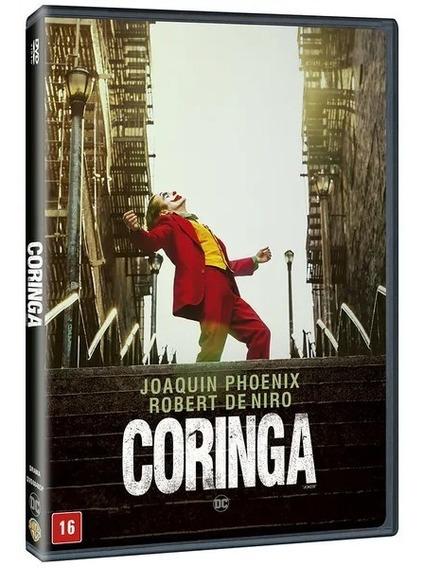 Dvd: Coringa ( Pronta Entrega ) - Original Lacrado