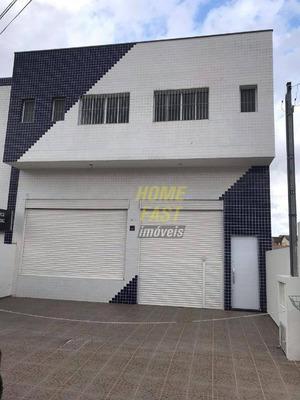Prédio Comercial Para Locação, Jardim Santa Clara, Guarulhos. - Pr0072