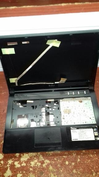 Carcaça Completa Notebook Philco 14h-p123lm