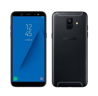 Samsung Galaxy A6 (2018) Negro Duos 4g Lte Nuevos Libres..!