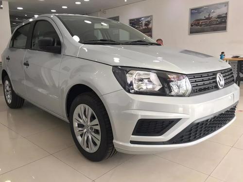 Volkswagen Gol Trend 1.6 Msi Trendline 5p Tasa 0% 2021 0km J