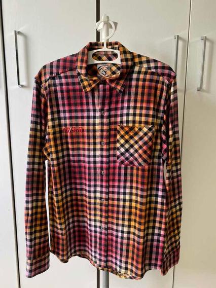 Camisa Quadriculada Smolder