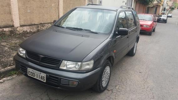 Mitsubishi Space Wagon 2.4 Glx 4p 1998