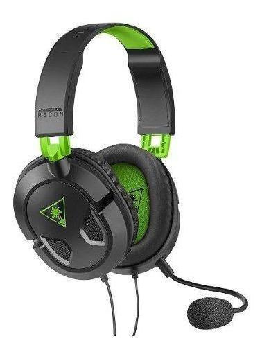 Turtle Beach Audifonos Negro Recon 50x Refurbished Xbox One