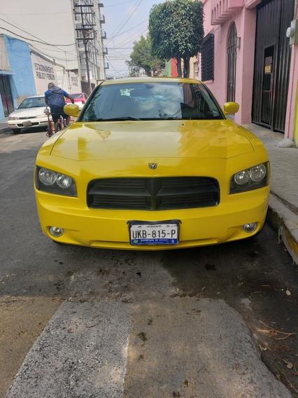 Dodge Charger 6.1l Srt 8 Equipado V8 At 2008