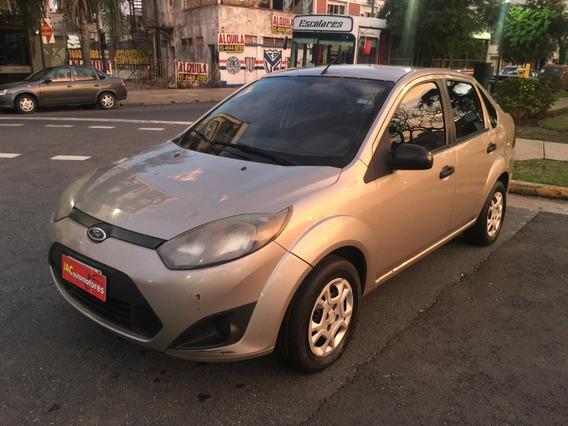 Ford Fiesta 2012 1.6 Ambiente Mp3 Sedan