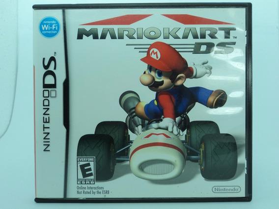 Mario Kart Ds - Nintendo Ds - Em Até 12x Sem Juros !!