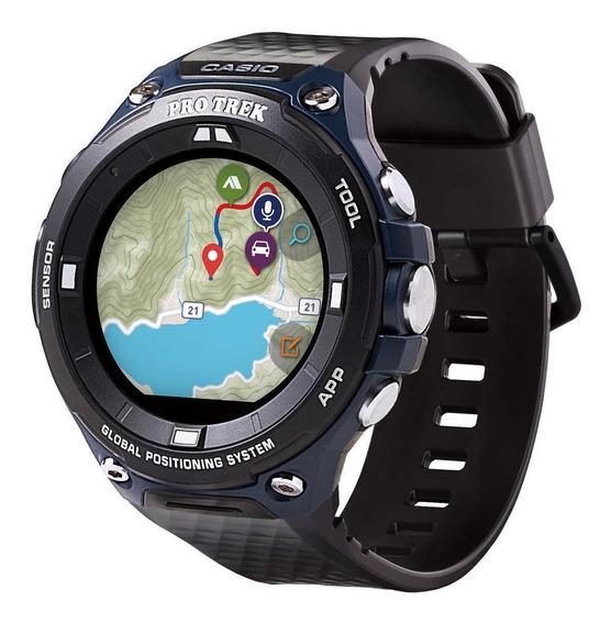 Casio Pro Trek Outdoor Gps Sports Watch Wsd-f20a