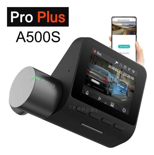 Imagem 1 de 10 de Camera Veiculo Automotiva Carro Xiaomi 70mai A500 Pro Plus