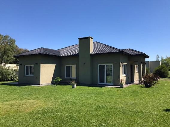 #venta Hermosa Casa En Lobos Country Club De Campo