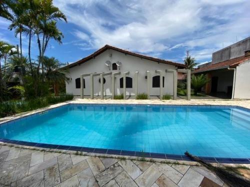Casa No Belas Artes Em Itanhaém,confira!! 7767 J.a