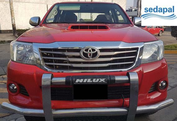 Toyota Hilux 4x4 2014 Turbo Interculer